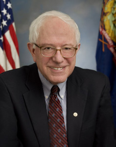 Bernie Sanders (pic from http://www.sanders.senate.gov/about)