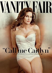 Cover of Vanity Fair, July 2015, by Annie Leibovitz