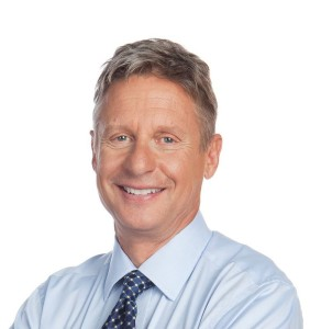 Gov. Gary Johnson from https://www.flickr.com/photos/govgaryjohnson/10483990386/in/set-72157666503819645/lightbox