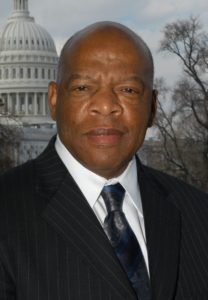 By United States House of Representatives (File:John Lewis-2006.jpg) [Public domain], via Wikimedia Commons